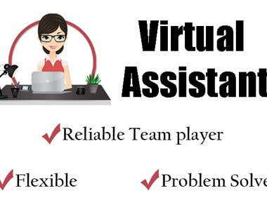 Virtual Assistant Services.