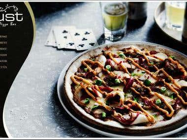 Crust - Gourmet Pizza Bar