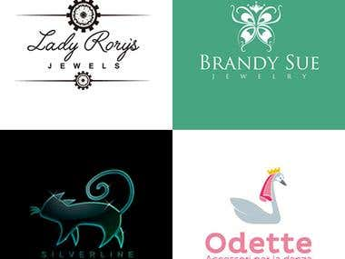 Beauty & Cosmetic logos