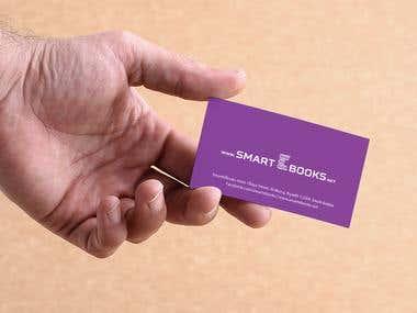 Branding and Website Design for SmartEBooks