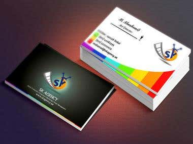 Logo, Profile and Business Card Design