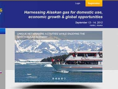 WP Responsive Theme for AlaskaLNG 2012 Summit
