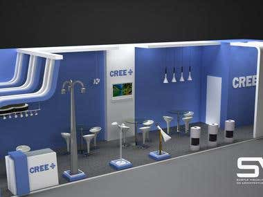 Stall/Exhibition Designing