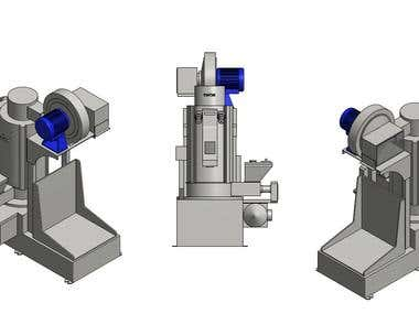 Degermer  drawn using inventor