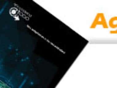 Banner Web para La Corporación Encuadernatodo