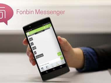 Fonbin Messenger - Android