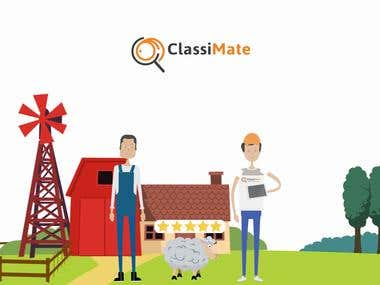 ClassiMate App Promotion
