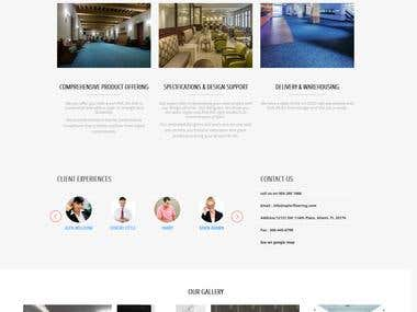 Opler Florring Website Design & Developing
