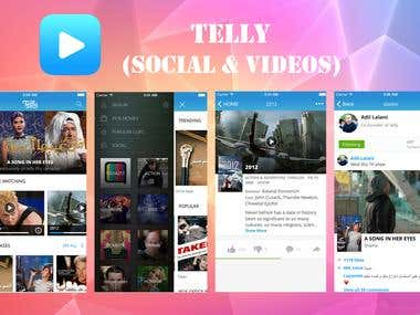 News and Video App