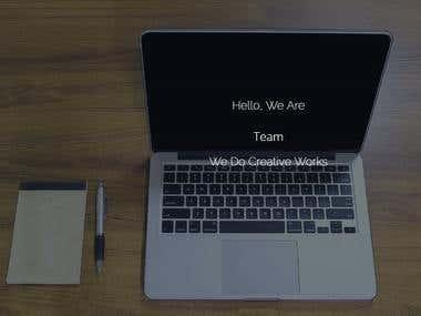 Team– Creative Business Portfolio WordPress Theme