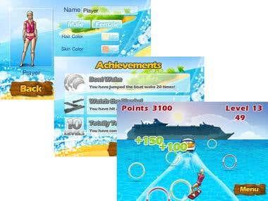 Water Sports App