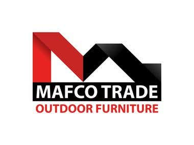 Logo for Mafco Trade (winning entry)