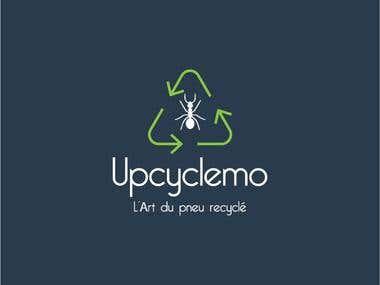 Upcyclemo Logo