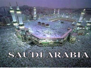 Saudi by night