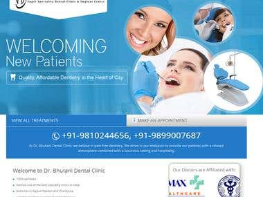 Dr Bhutani Dental Clinic