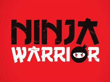 Logo Design - Ninja Warrior Course