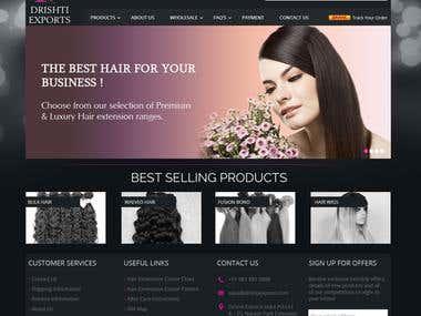 Drishti Hair Extension