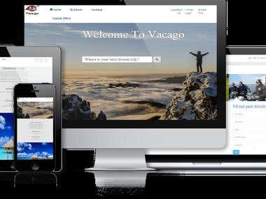 Travel Portal - VACAGO