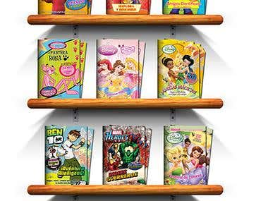Magazine for kids.