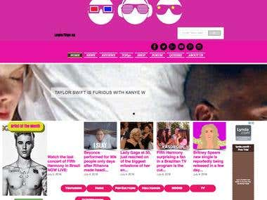Programming and design website: www.popinsider.co