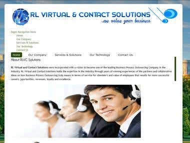 Website www.rlvcsolutions.com
