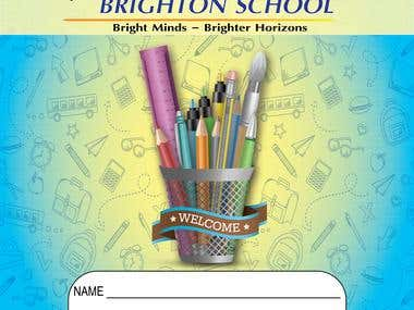 Note Book Design for Kids