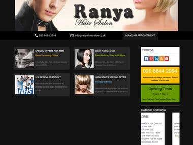 Ranya - Hair Salon