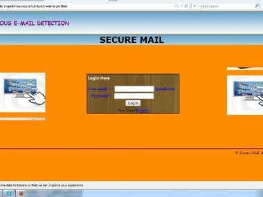 LAN MAIL SYSTEM and EMAIL DETECTION