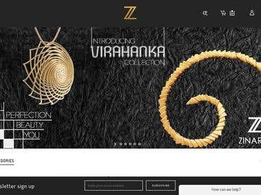 Zinarya Jewellary Store