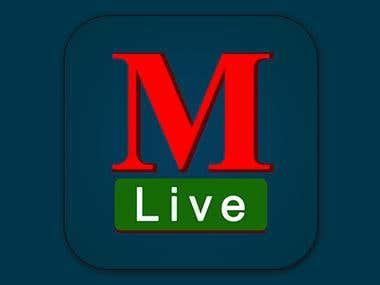 Realtime application -share market trading app