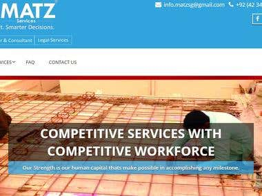 WebSite - MATZ Services & Estate Advisor