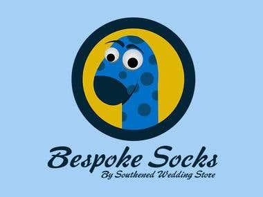 Bespoke Socks Logo Design