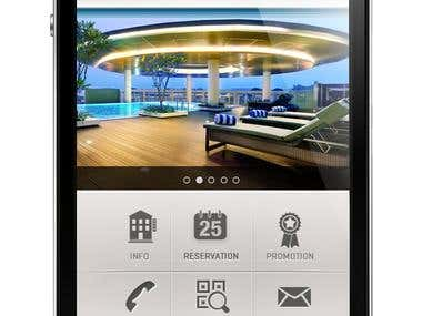 Hotel mobile apps development