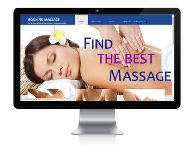 Booking Massage