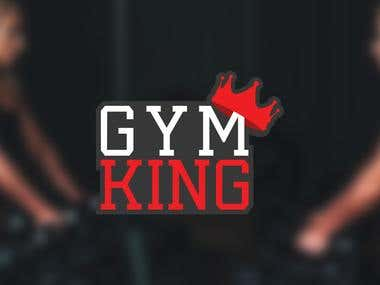 Gym King (Logo)