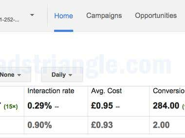 Increased Leads By 142 Times Through Adwords Campaigns