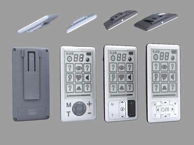 Design of commercial products