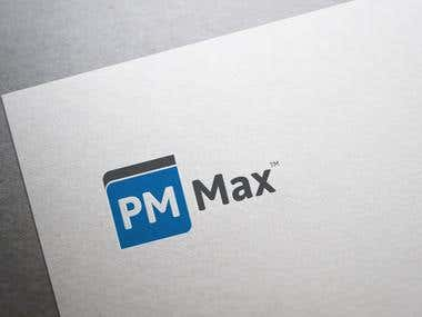 Logo for PM Max
