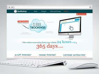 Cloud Bookings