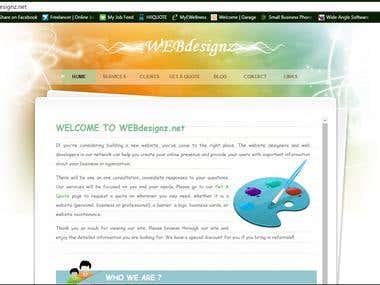 Webdesignz