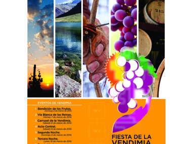 Poster for contest Harvest Festival 2014