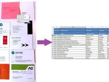 JPEG/PDF to Excel/Word