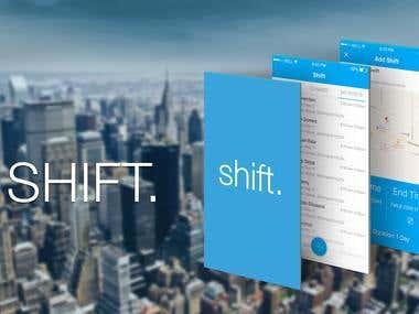 Shift.