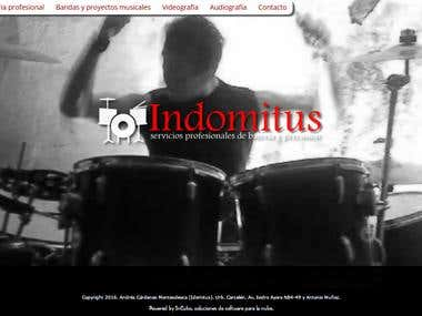 Indomitus (Artista)