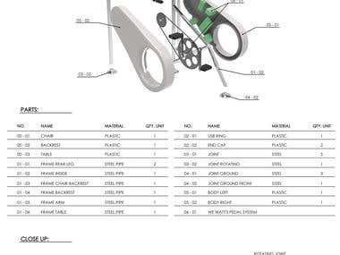 CONCEPT DESIGN / 3D MODELING /  3D RENDERING