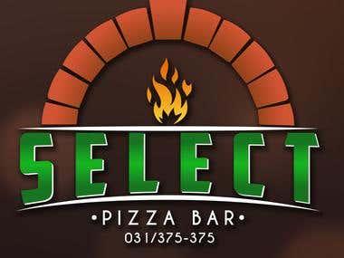 SELECT Caffe Logo