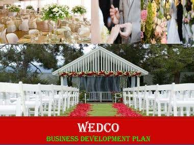 Business Plan for WedCo