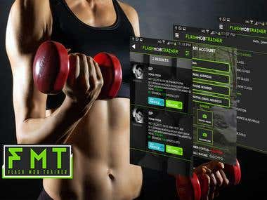 Make Fitness Trainer & Student App