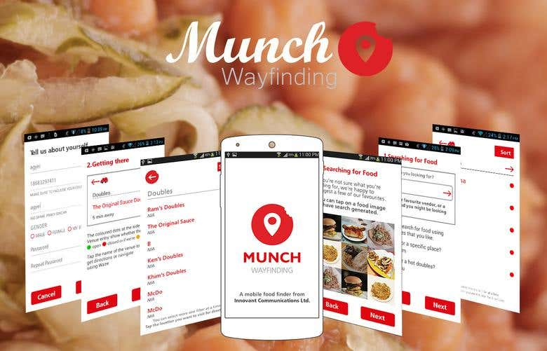Make Restaurant Finder App | Freelancer