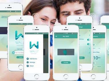 Walli Wearables - Smart Wallet
